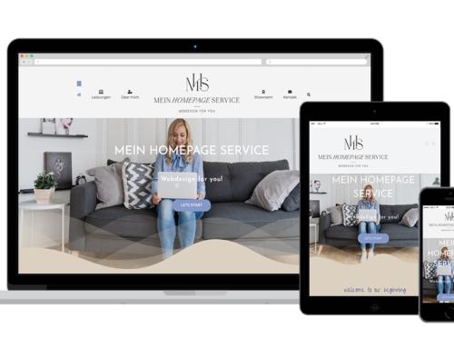 MHS präsentiert neue Webseite