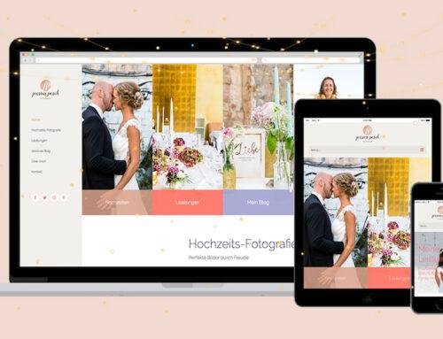 Neue Kunden Webseite live